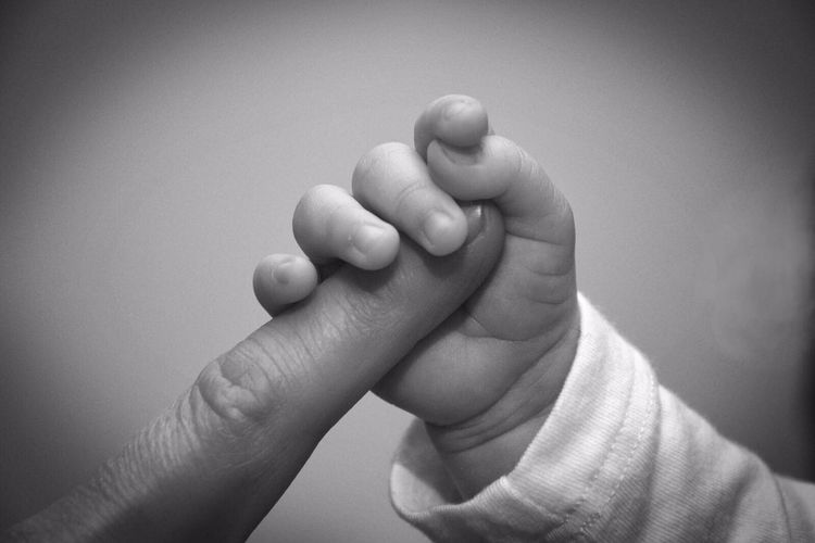 hold my hand. Baby Human Body Part Childhood Babyhood Beginnings Newborn Love first eyeem photo