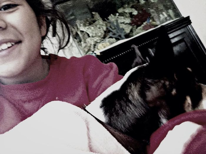 Me and my baby My Baby Chico