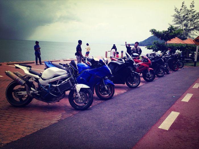 ครั้งหนึ่งได้ไปเยือนถนนที่สวยที่สุดเรียบชายทะเลเมืองจันทบุรี-บูรพาชลทิศ