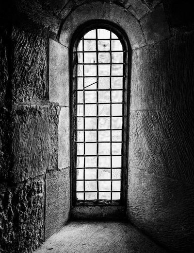 Architecture Black & White Church Architecture Blackandwhite Blackandwhite Photography Building Built Structure The Past Wall - Building Feature Window Frame Windows