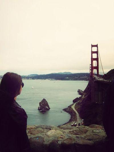 Golden Gate Bridge - San Francisco ♡