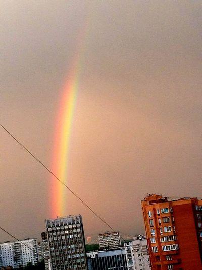 радуга🌈 радуга Москва последождя