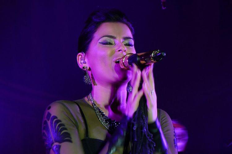 Konzert Live Music Nelly Furtado