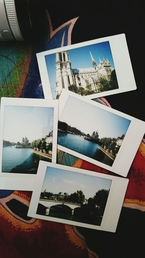 Instaxmini90 Retro Ile Saint Louis Paris Je T Aime Sunny Day