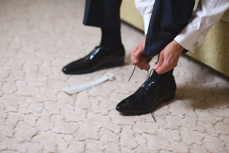 business man in formal clothes Real People Low Section Shoe Human Body Part Black Color One Person Lifestyles Fashion Leisure Activity Day High Heels Standing Human Leg Human Hand Women Adult Body Part Hand Men Outdoors