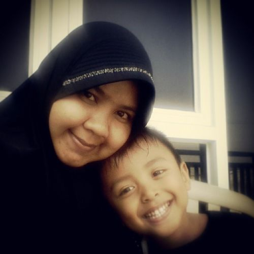 Selfie with Akang fatih d Ruko Baru ayambakar narsis ???