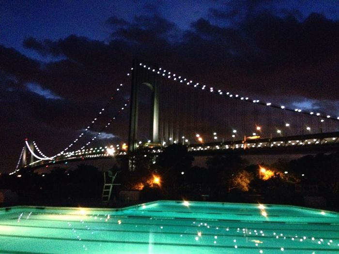 Elegance Everywhere Verrazano Bridge Brooklyn My Best Photo 2014