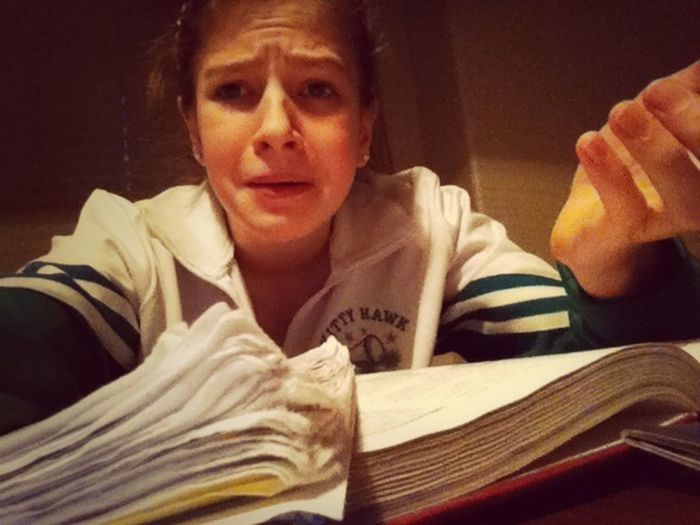 Why do I have so much homework ?