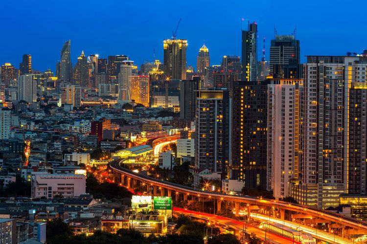 Bangkok at