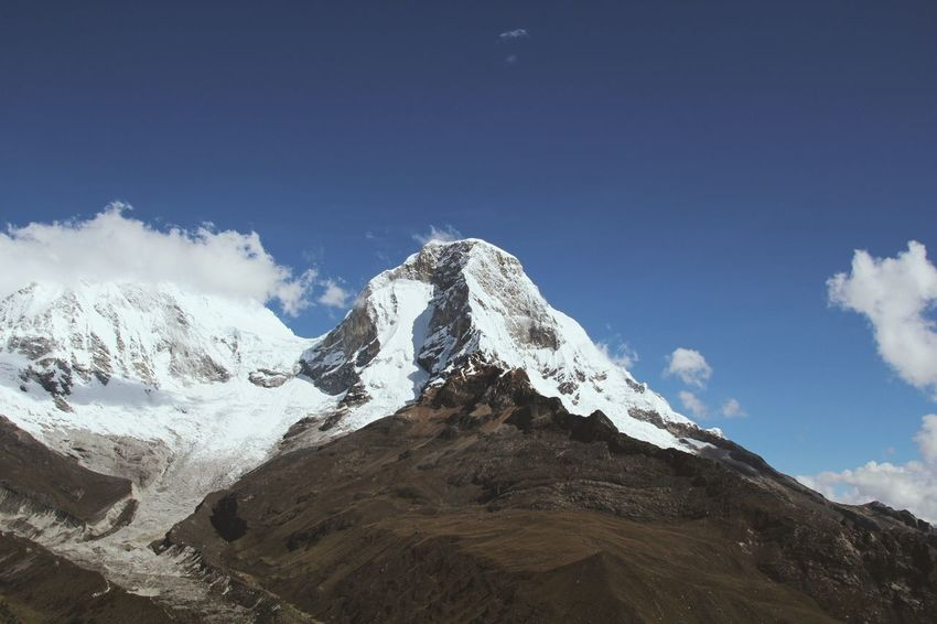Huascarán, 6768 m. Moutaineering Mountains EyeEm Nature Lover TwentySomething Untold Stories Natue