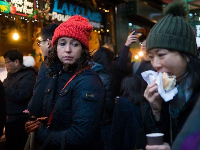 Burger lust - London, Dec 2017 EyeEmReady EyeEm Best Shots - The Streets