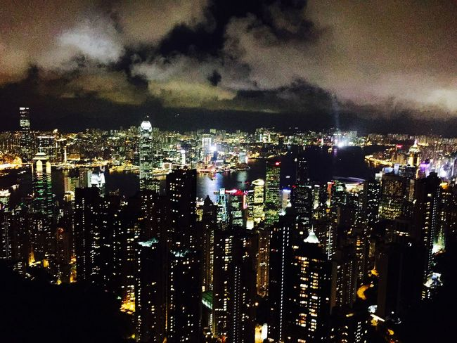 HongKong Amazing Enjoying The View