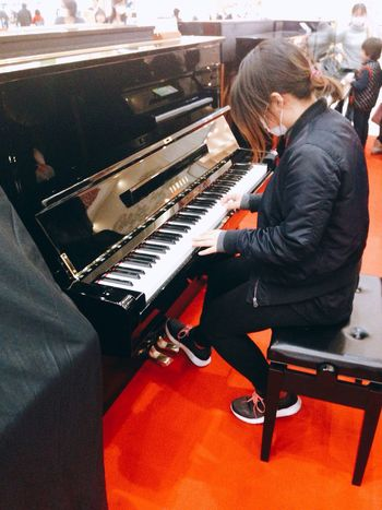 Piano Moments Just give me a chance, So I can show you my feelings....