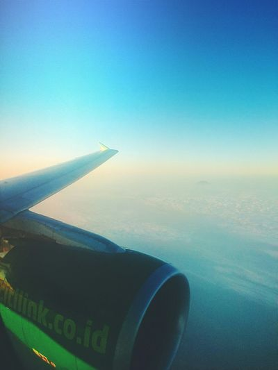 I fly with CITILINK AIRLINES Taking Photos Enjoying Life VSCO Lightroom Photography Sky_scapes Mobilephotography Travelling View From An Airplane EyeEm Best Shots