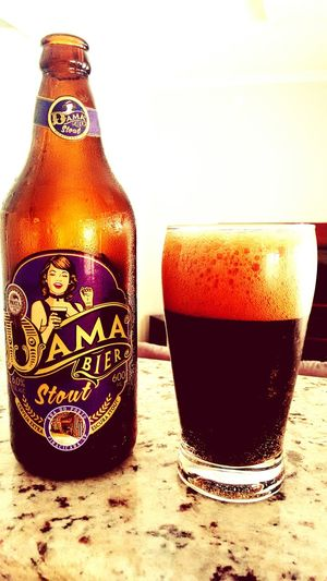 Cervejaartesanal Cerveza Stout DamaBier Piracicaba