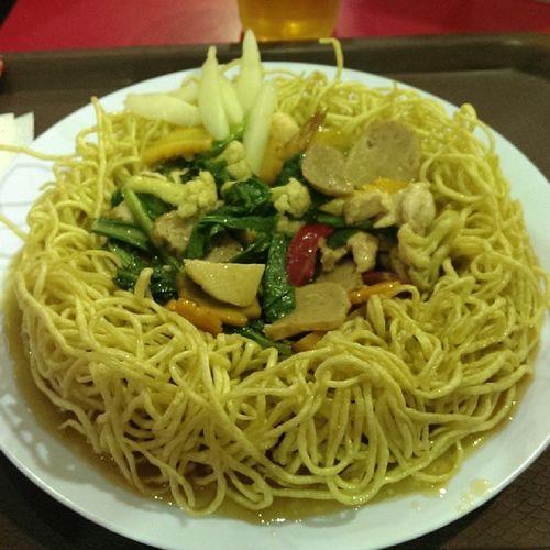 Tamie goreng special Food