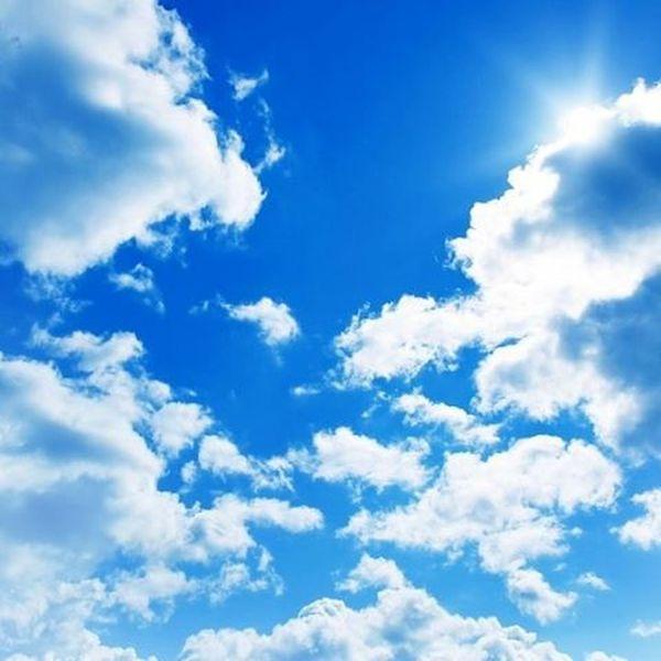☁⛅Cloud Sky Summer Clear влксм лето небо облака @gorod_omsk