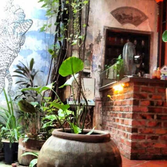 Malacca Chinatown Cafeculture Cafelounge