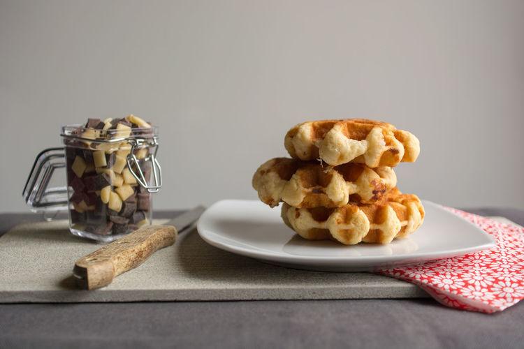 Waffle Time Food Foodporn Foodstyling Dessert Baked Sweet Food