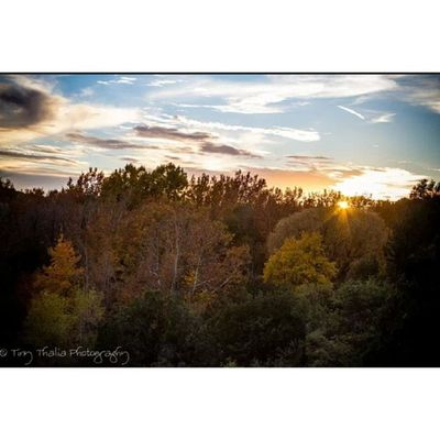 I could live here Tinythaliaphotography Fstopandstare Photography Phoenix arizona sky clouds sunset autumn fall trees igdaily nature