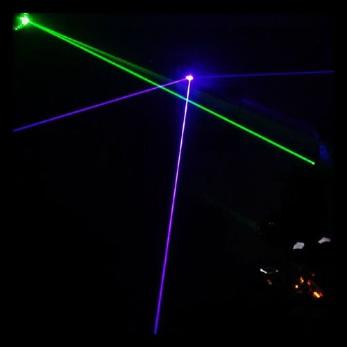 Let the show begin in your bedroom/studio Lasers Edm Gottalovelife VisualArts WorldclassDJDream
