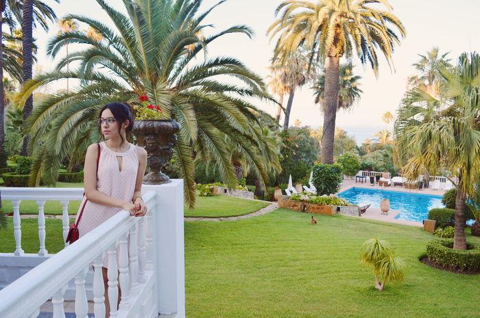 Tanger  Morocco Villa Ocean View Girl