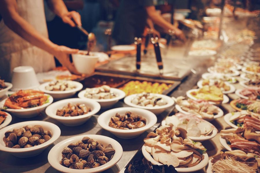 Hong Kong Late Night Snack Food Food And Drink Night Real People Street Food Supper