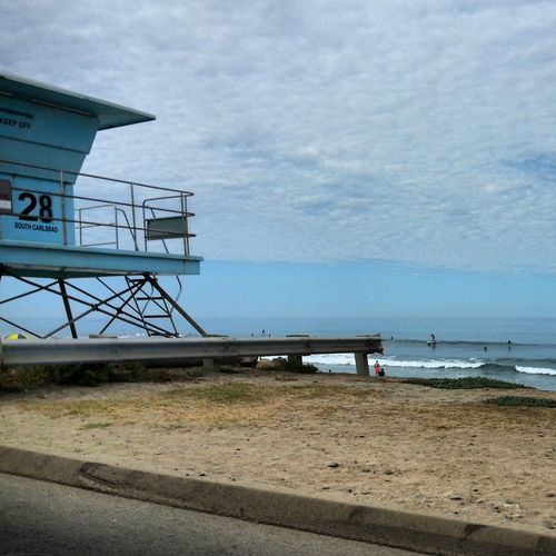 Nofilternoedit Carlsbad Beach Naturenevergetsold Sea