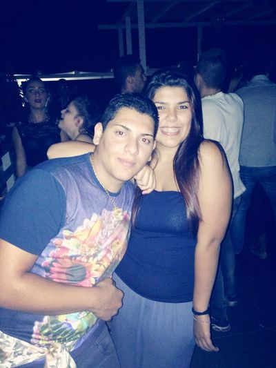 Me And My Cousin Cancun Disco