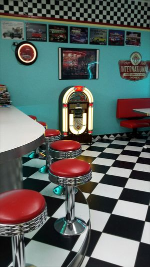 Icecream🍦 Ice Cream Storephotography🍌🍇 Store Decor🍓🍒 Restaurant🍦 Restaurant Decor Restaurant View🍦🍧 Jukebox Vintage 💖Vintage Style Vintage Furniture