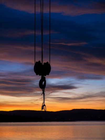 Hook from abandoned crane, in the sunset, at Nordre Spro, Nesodden, Norway Abandoned Hook Hello World Hook Hook In Sunset Hooked Industrial Area Industrial Harbor Industrial Hook Industrial Photography Norway Scandinavia Sunset Sunset Above The Sea Sunset Crane Sunset Hour Sunset Water