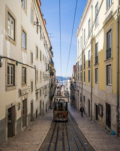 Lisbon Street Lisbon Lisboa Lisboa Portugal Portugal Holiday Vacation Vacations Vacation Time Urbanphotography Urban City Cityscapes Tram Sunshine Showcase July