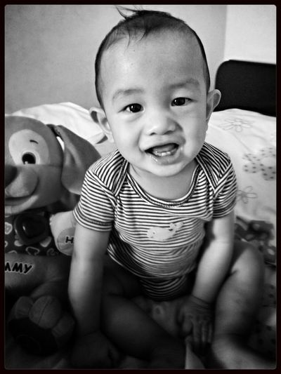 Aboogeee!!! Birthday Boy 8months Kids