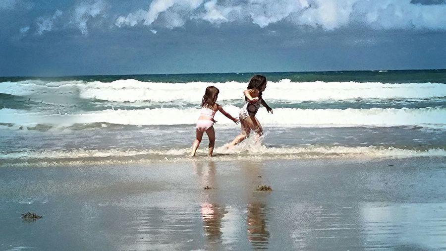 Summer Views Daytona Beach Sisters Beachfun