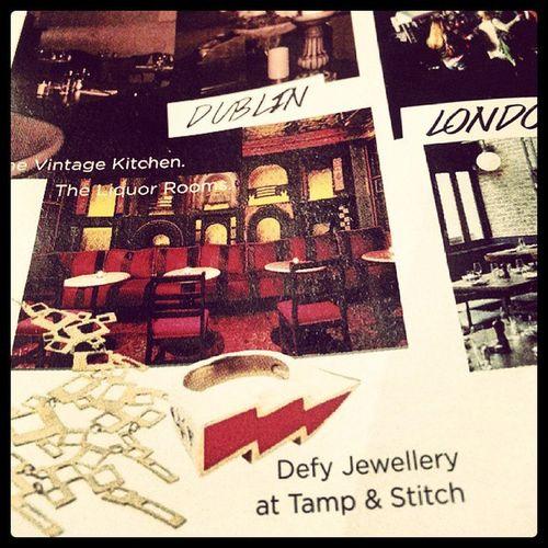 Theglossmagazine Defy  jewellery Dublin thenewfashionhangouts newthreads