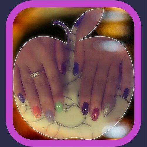 яблочноелето несмоглавыбрать летодолжнобытьярким радуга