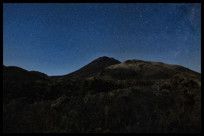 Star - Space Mountain Astronomy Night Sky Space And Astronomy Nature Landscape Newzealand Newzealandphotography Tongarironationalpark Tongariroalpinecrossing Mtdoom Lordoftherings LOTR