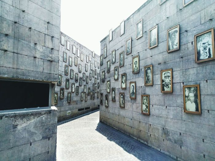 Walls Of History Faces Historical History Fantastic Exhibition Museum Exhibition Soldiers Forgottenspots