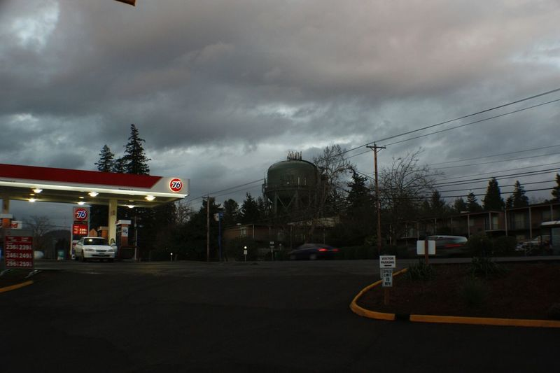 Raleigh Hills Oregon Canon Rebel Xsi