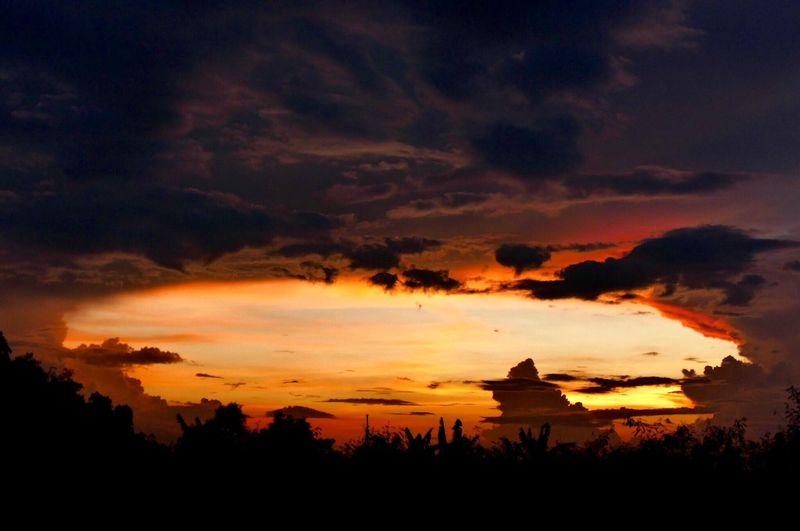 43 Golden Moments Sunset #sun #clouds #skylovers #sky #nature #beautifulinnature #naturalbeauty #photography #landscape Golden Sunsets