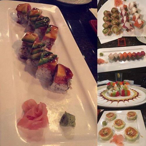 Amazing Sushi Thankfulforfriends Harrisburg