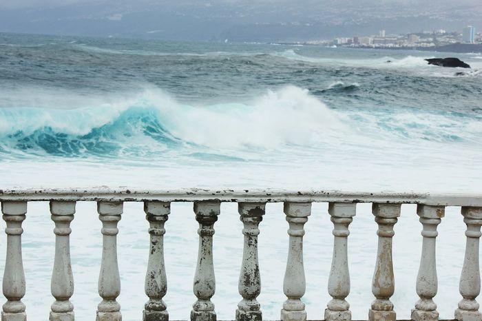 Verfall Teneriffe Nature Wellen Waves, Ocean, Nature