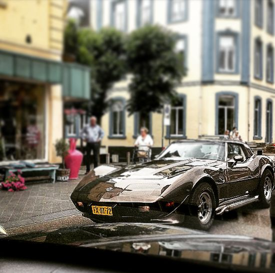 Corvette View From The Car Valkenburg Street Photography Streetphotography Corvetteweekend Streetphoto_color Corvettesummer Taking Photos The Week Of Eyeem Fresh On Eyeem  Week On Eyeem The Week On EyeEm The 00 Mission On The Way Showcase July