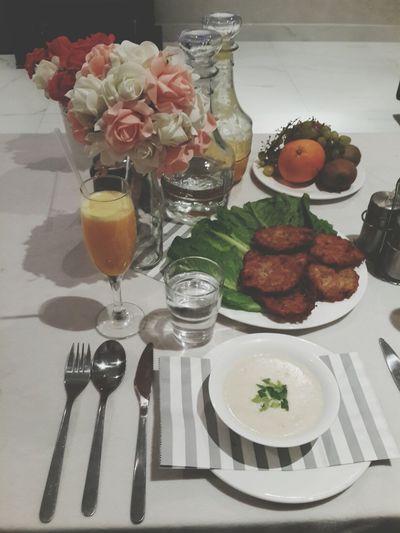 وأخر يوم إجازه دلعت فيه أخواتي Breakfast l