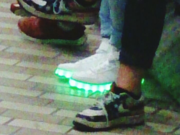 Hannover Today Citylife Citylights Shoeswag
