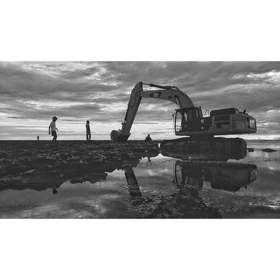 Work Excavator Thinadhoo