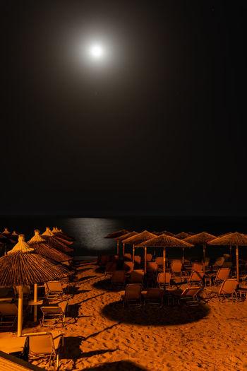 Moonlight at