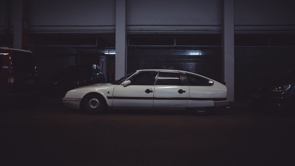 My Weekend in 16:9 16:9 28on35 Cars Cinematic Photography Classic Car Cx Car Citroen Illuminated Land Vehicle Night No People Outdoors Transportation