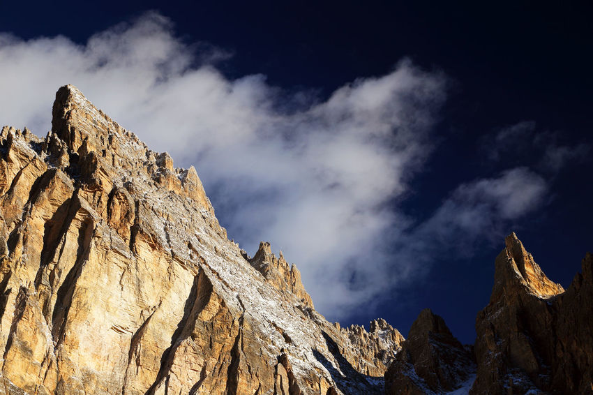 Canon EOS6D Autumn Cold Cortina D'Ampezzo Cristallo Day Dolomites Italia Italy Landscape Landscape_Collection Landscape_photography Nature No People Outdoors Snow Travel Travel Destinations Travel Photography Winter