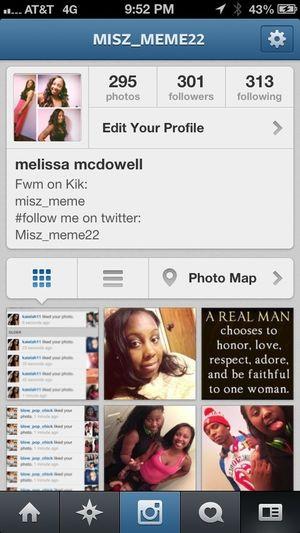 Follow Me On IG